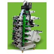 Флексографская печатная машина 5+2 красок CX-200 (Италия) фото
