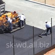Устройство асфальтобетонного покрытия, Юрьевец фото