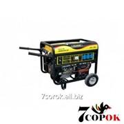 Бензиновый генератор Forte FG6500E фото