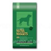 Корм для спортивных собак Nutra Nuggets Performance 15 кг фото