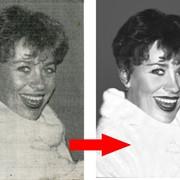 Сложная реставрация фотографий фото