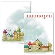 Обложка для паспорта Дома Артикул: 038001обл004 фото