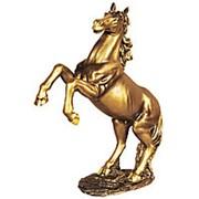 Скульптура Вольный ветер большой / Конь 46х57х14см арт.MK1083 фото