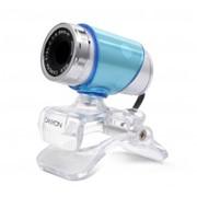 Веб-камера CANYON CNR-WCAM820 (2.0Mpixel CMOS USB) Blue фото