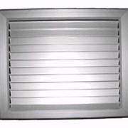 Решетка вентиляционная алюминиевая РАГ 1400х100 фото
