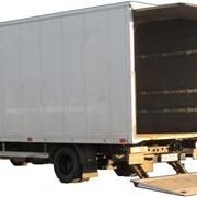 Доставка грузов до 2,5 т мебельным фургоном фото