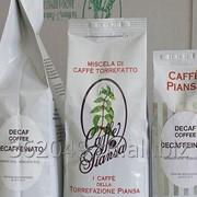 Кофе в зёрнах Decaffeinato Piansa, 250 г фото