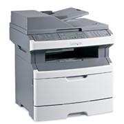 МФУ Lexmark X363dn Сетевой принтер-копир-сканер с дуплексом фото