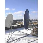 Антенны спутниковой связи фото