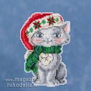 Набор для вышивания Kitty фото