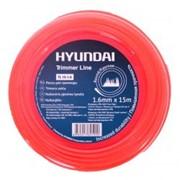 Леска для триммера HYUNDAI TL 15-1.6 фото