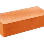 Кирпич керамический полнотелый М-200 фото