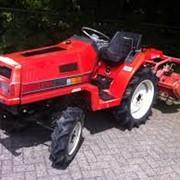 Мини трактора IMitsubishi фото