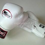 Перчатки боксёрские ТВИНС 1557-б фото