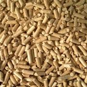 Древесные гранулы фото