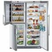 Холодильники двухкамерные фото