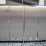 Шкафы из нержавеющей стали фото