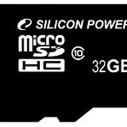 Карта памяти 32GB Silicon Power MicroSDHC (класс 10)