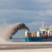 Песок речной Камаз 10т - 1300 грн с доставкой по Киеву и Киевской области фото