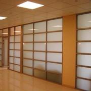 Система офисных перегородок ALT110 фото