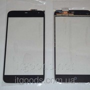 Оригинальный тачскрин / сенсор (сенсорное стекло) для Meizu MX3 (черный цвет, чип Synaptics) фото