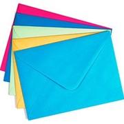 Высечка конвертов фото