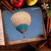 Полет на воздушном шаре с ароматом глинтвейна! фото