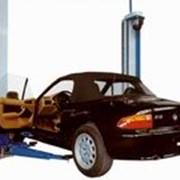 Двухстоечные электромеханические подъёмники без платформы. фото