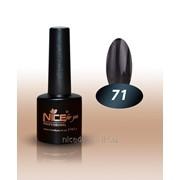 Гель-лак для ногтей Nise Gel Polish №-071 8,5г/12г фото