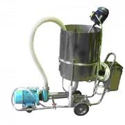 Установка для приготовления суспензии бентонита УСБ-0,5 фото
