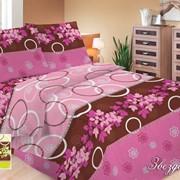 Комплект постельного белья из поликоттона Звездопад фото