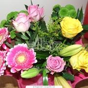 Букеты из цветов . фото