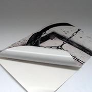 Бумага самоклеющаяся фото