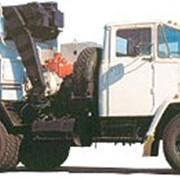 Автомобиль-котел для литого асфальта КДМ-1502 фото