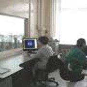 Компьютерная обработка данных фото