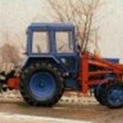 Погрузчик-экскаватор цепной ДЗ-133 ЭЦ фото