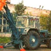 Молот гидравлический СО-183 Предназначен для рыхления мерзлого грунта, разрушения асфальтовых и бетонных дорожных покрытий, железобетонных конструкций, трамбования насыпных грунтов фото