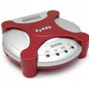 USB-модем ZyXEL с функциями факса, автоответчика фото