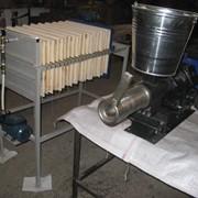 Маслопресс шнековый. 40 кг/ч. олийныця для масла. фото