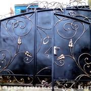 Кованные изделия ковка художественная ковка металлов г. Марганец фото