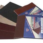 Шлифшкурка на бумажной и тканевой основе водостойкая в листах ОСТ 2И70-3-92 фото