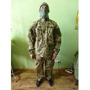 Форма военная (Летний тактический костюм (китель+штаны) фото