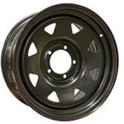 ORW ORW диск Dodge Ram 1500, УАЗ стальной черный 5x139,7 8xR18 d110 ET+15 фото