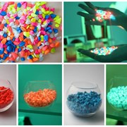 Светящиеся дизайнерские камни AcmeLight Art Stones (от 1 кг) фото