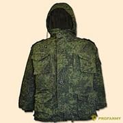 Куртка зимняя Пиксель RipStop фото