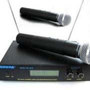 Радиомикрофон SHURE 58-II фото