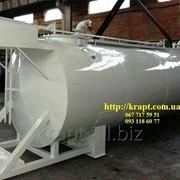 Резервуар для нефтепродуктов надземный с навесом фото