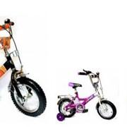 Велосипеды детские 2-х и 3-х колесные фото