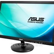 """Монитор LCD Asus 23.6"""" VS247NR D-Sub, DVI (90LME2001T02211C-) фото"""