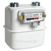 Счетчик газа мембранный Самгаз G4 фото